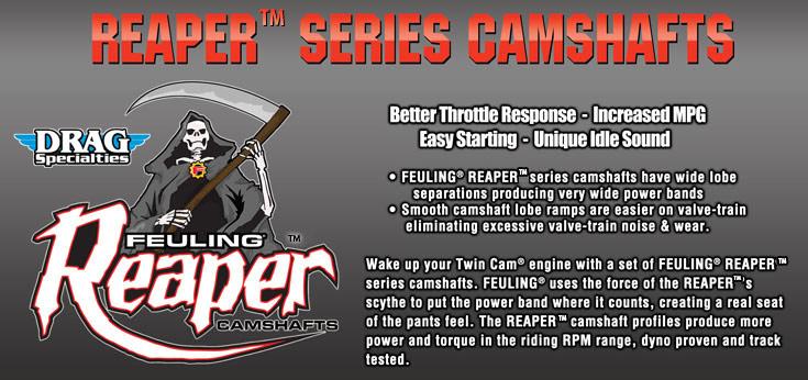 Harley Davidson Performance Cams, Lifters and Parts - FeulingParts com