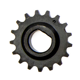 Outer crank sprocket 17 tooth