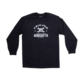 HANDCRAFTED LONG SLEEVE