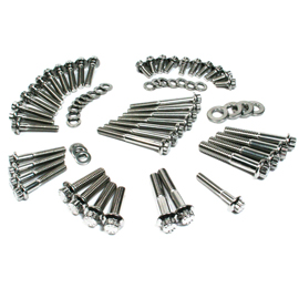 Primary and Transmission Stainless 12 point kit