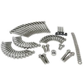 12 POINT M8 SOFTAIL EXTERNAL ENGINE KIT