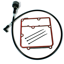 OIL TANK BREATHER KIT