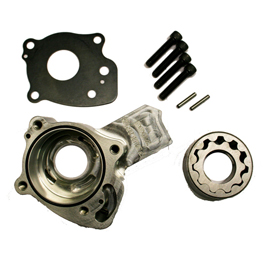 HP+ OIL PUMP SCAVENGE HOUSING SET