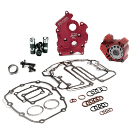 RACE SERIES OILING SYSTEM w/Short Travel Lifters, OIL COOLED ENGINES