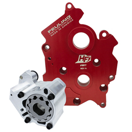 HP+ OIL PUMP & CAMPLATE KIT, OIL COOLED ENGINES