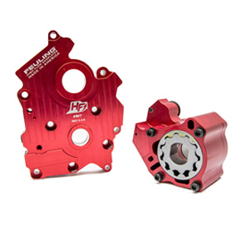 RACE SERIES OIL PUMP & CAMPLATE KIT, OIL COOLED ENGINES