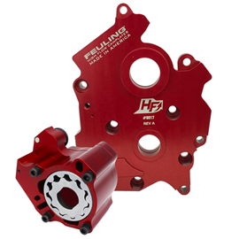 RACE SERIES OIL PUMP & CAMPLATE KIT, WATER COOLED ENGINES