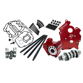 RACE SERIES  CAMCHEST KIT w/Short Travel Lifters, OIL COOLED M8