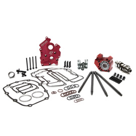 RACE SERIES  CAMCHEST KIT w/Short Travel Lifters, WATER COOLED M8