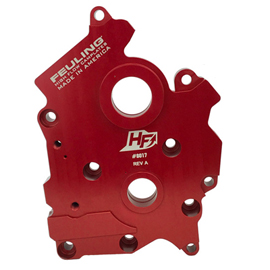 HIGH FLOW M8 CAMPLATE - gear or chain drive