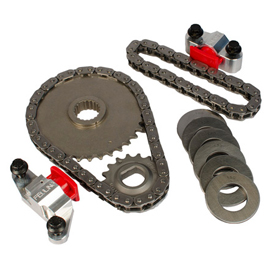 HYDRAULIC TENSIONER KIT-Conversion cams