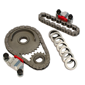 HYDRAULIC TENSIONER KIT-Conversion camplate