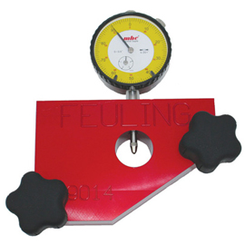 Milwaukee Eight CRANKSHAFT RUNOUT MEASURING TOOL