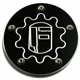 GEAR LOGO POINTS COVER