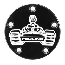 TANK LOGO POINTS COVER