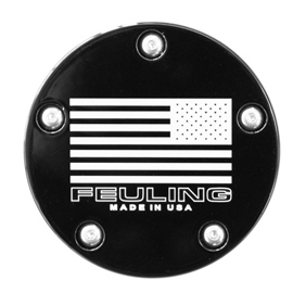 Reverse American Flag POINTS COVER
