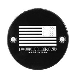 REVERSE AMERICAN FLAG LOGO POINTS COVER