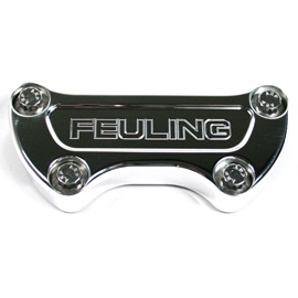 FEULING LOGO HANDLEBAR TOP CLAMP
