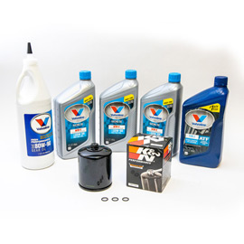 Complete oil change kit