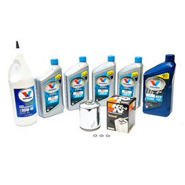 Complete oil change kit