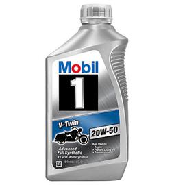 Mobil 1 V-Twin Oil